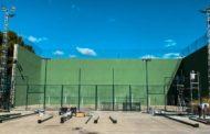 Les Coves de Vinromà amplia el Poliesportiu Municipal El Temple amb una nova pista de pàdel