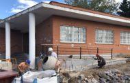 Santa Magdalena inicia les obres de millora de l'accessibilitat del consultori mèdic