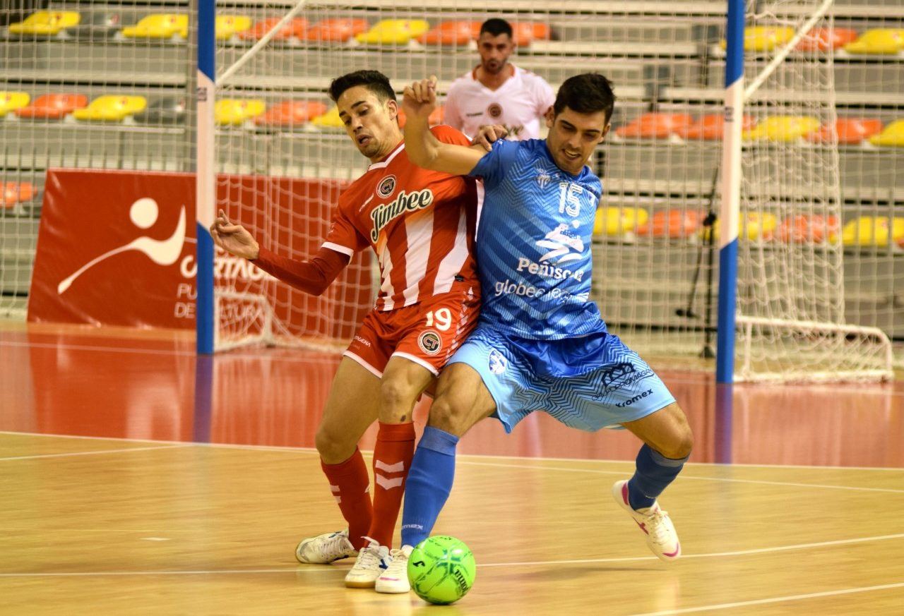 El Peníscola Globeenergy pateix la primera derrota de la temporada a Cartagena (6-3)