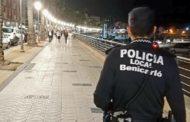 Benicarló estrena el nou estat d'alarma interposant 15 denúncies durant el cap de setmana