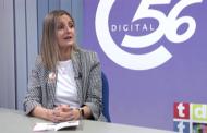 María Agut, regidora de Cultura i Hisenda de l'Ajuntament d'Alcalà-Alcossebre, a L'ENTREVISTA de C56 07-10-2020