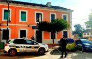 Policia Local i Guàrdia Civil recuperen la documentació i diners d'un robatori en un taller de vehicles d'Alcalà