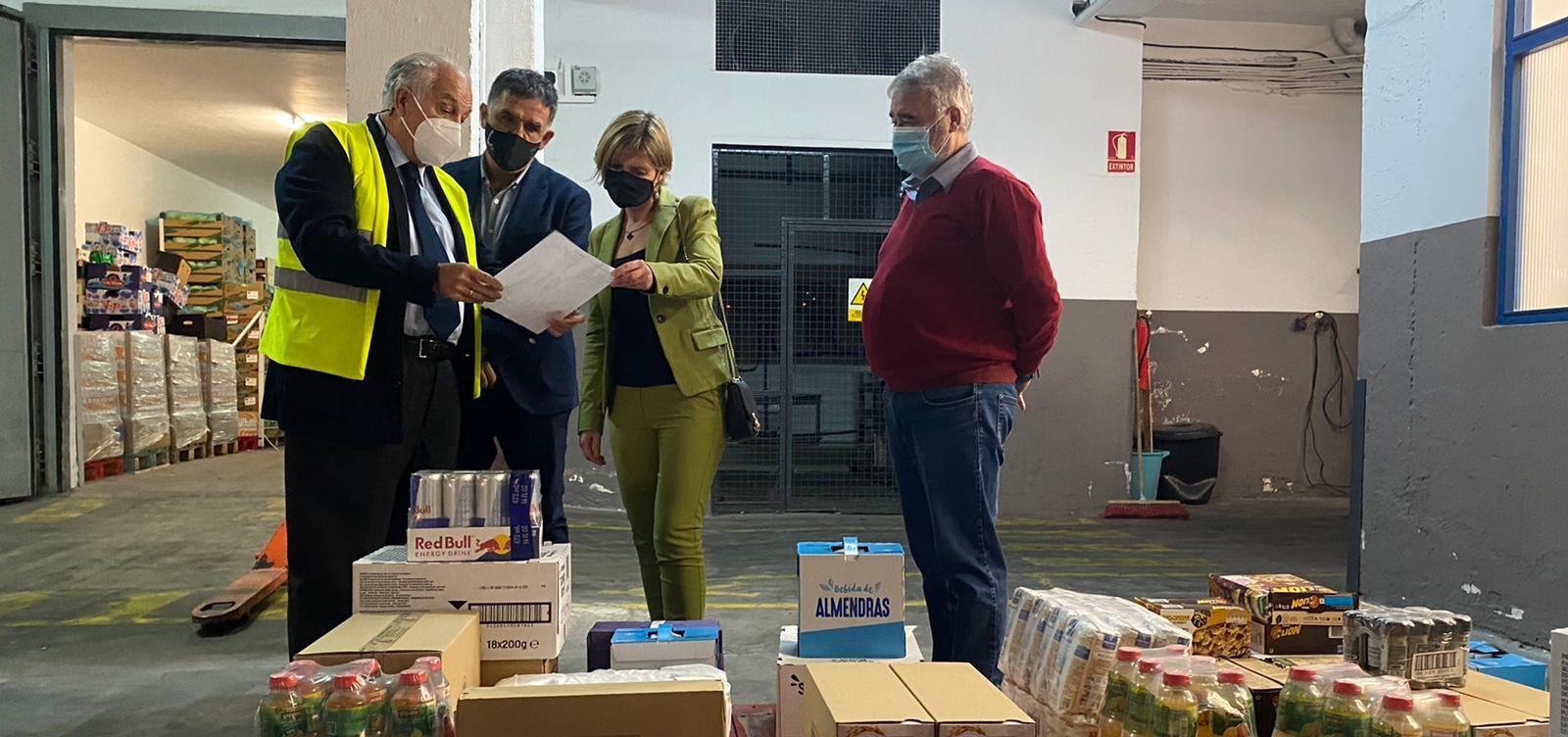La Diputació de Tarragona referma el suport a la Fundació Banc d'Aliments