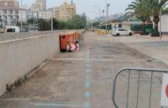L'Ajuntament de Peníscola ultima l'adjudicació de l'obra de reasfaltat del vial d'accés al col·legi
