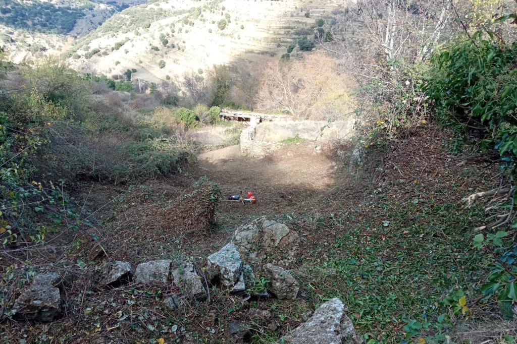 Castellfort contracta quatre veïns per a treballs forestals