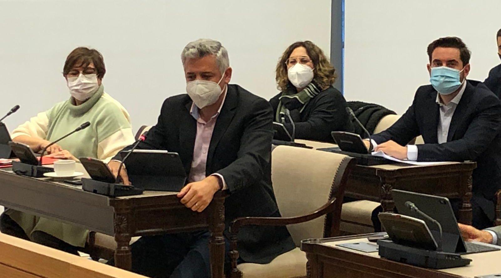 """Renau (PSPV-PSOE): """"El Govern contínua complint contra el canvi climàtic amb la llei reguladora de les emissions"""""""