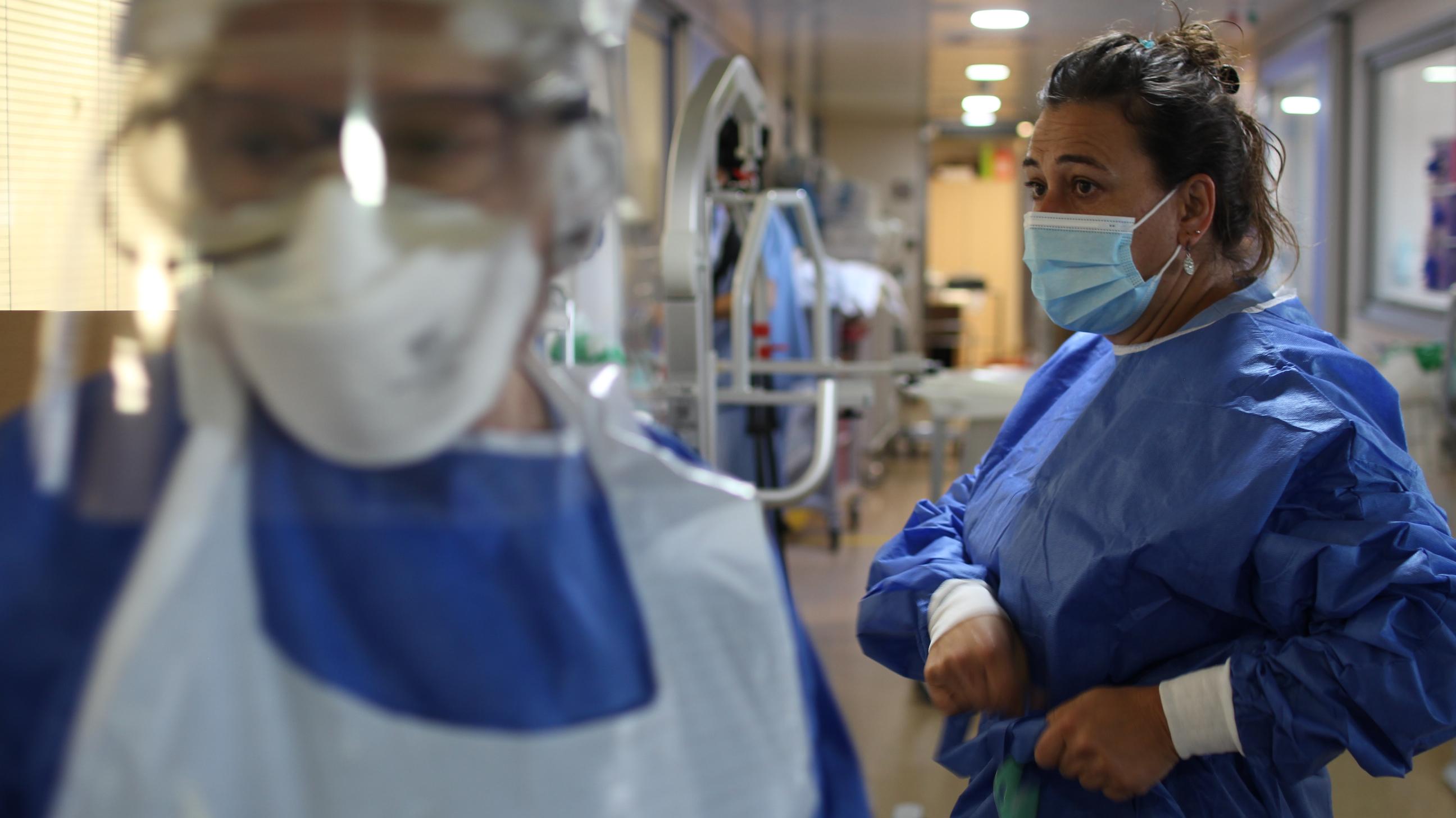 Sanitat registra 1.876 nous casos de coronavirus i 2.158 altes