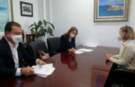 L'Ajuntament de Peníscola signa un conveni de col·laboració amb la Fundació Amigó