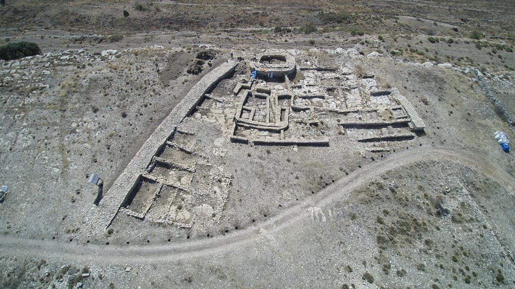 El poblat protohistòric de la Lloma Comuna de Castellfort recupera la seua esplendor
