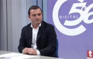 Andrés Martínez, alcalde de Peníscola i diputat provincial del PP, a L'ENTREVISTA de C56 27-11-2020