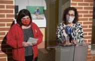 """Benicarló; Inauguració de l'exposició """"Mujeres del mundo"""",  de Creu Roja Benicarló, al Museu de la Ciutat 20-11-2020"""