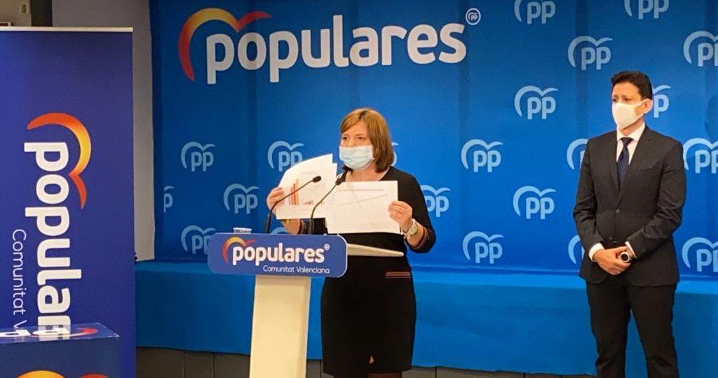 """Bonig (PP): """"Les restriccions no serveixen de res si Puig no adopta mesures complementàries"""""""