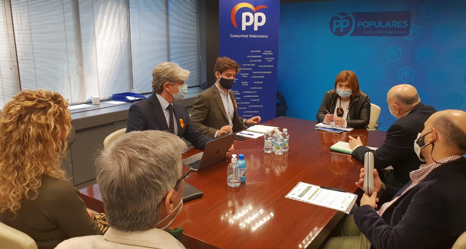 Bonig (PP)reclama a Puig que presente la setmana que ve un Pla per a fer test d'antígens en farmàcies