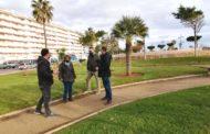 L'Ajuntament de Peníscola programa l'ampliació de zones verdes i la millora dels jardins