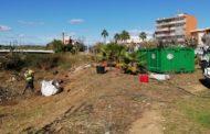 L'àrea de Medi Ambient de Benicarló millora la desembocadura del Barranquet