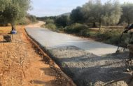 L'Ajuntament de Benicarló inverteix 25.000 euros en la millora de camins rurals