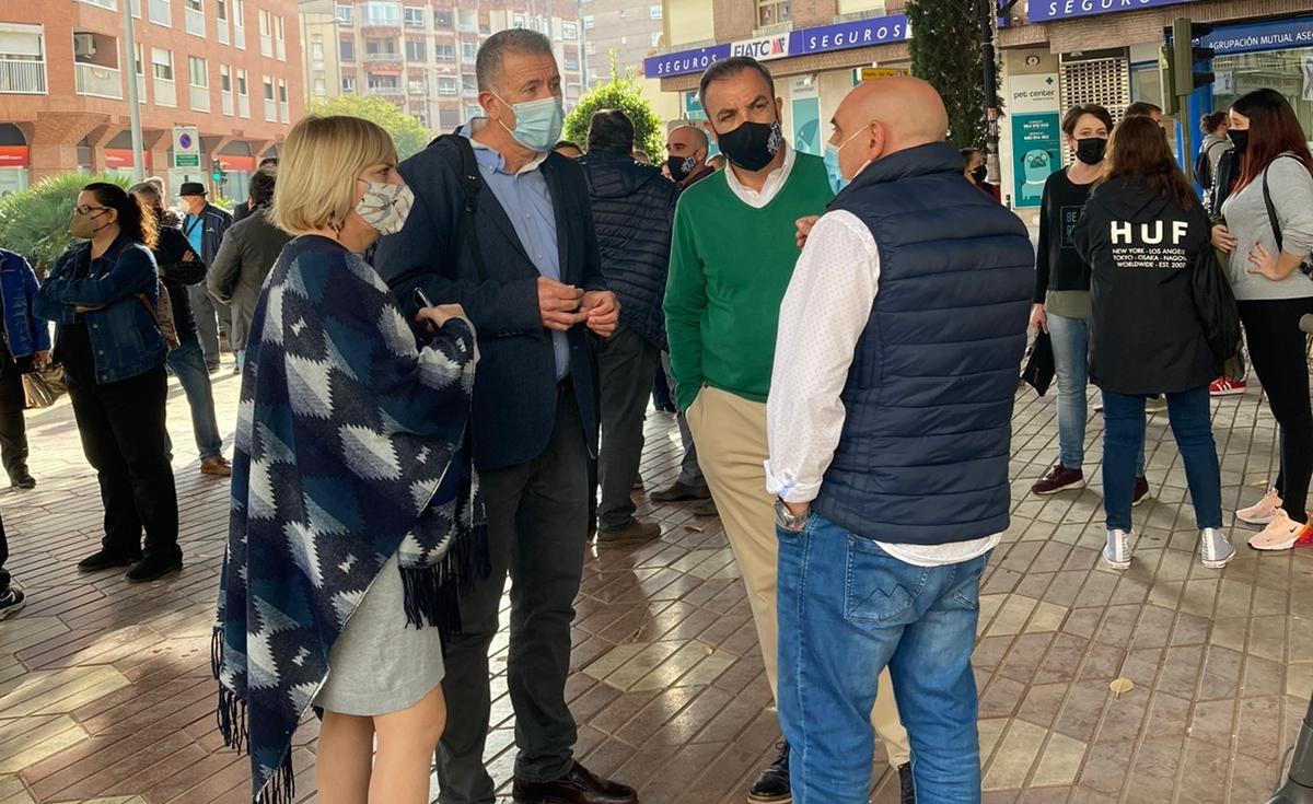El PP de Castelló planteja ajornar el pagament d'impostos i més ajudes al sector de l'hostaleria