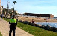 La Policia Local de Benicarló interposa 9 denúncies durant el cap de setmana
