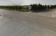 Sant Jordi cedeix a la Generalitat els terrenys per a fer les obres de la rotonda de la CV-11