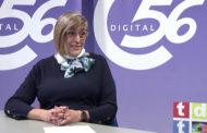 Ernestina Borràs, alcaldessa de Càlig, a L'ENTREVISTA de C56 18-12-2020