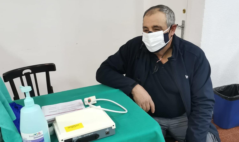 L'equip de Mi Arquitecto C.B. Benicarló participa en la campanya de donació de sang