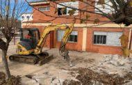 Arranquen les obres d'ampliació i millora del CEIP AlbertSelmade Santa Magdalena