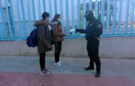 La Policia Local d'Alcalà-Alcossebre realitza una campanya sobre l'ús dels vehicles de mobilitat personal