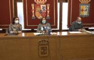 Benicarló; Roda de premsa posterior a la Junta Local de Seguretat extraordinària de Benicarló 21-12-2020