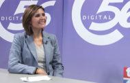 María Ángeles Pallarés, alcaldessa de Canet lo Roig, a L'ENTREVISTA de C56 29-12-2020