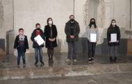 Benicarló; Entrega de premis als guanyadors i guanyadores  del Concurs de Targetes de Nadal de Benicarló 23-12-2020