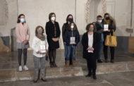 Benicarló; Entrega de premis als guanyadors i guanyadores  del Concurs d'Aparadors de Nadal de Benicarló 23-12-2020