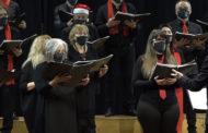 Benicarló; Concert de Nadal de la Coral Polifònica Benicarlanda a l'Auditori Pedro Mercader de Benicarló 19-12-2020