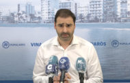 Vinaròs; roda de premsa del PP 24-12-2020