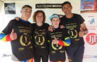 Els germans Pellicer es proclamen campió i subcampió de la Copa d'Espanya d'Enduro en les seues categories