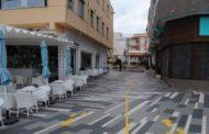 L'hostaleria i comerç d'Alcalà-Alcossebre seguiran sense haver de pagar l'ocupació de via pública els pròxims 6 mesos