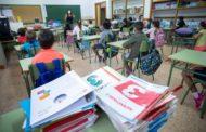 El 98,8 % dels grups d'alumnes dels centres educatius conclou sense incidències la primera setmana de classes de 2021
