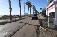"""Compromís reclama al Senat que la costa siga qualificada com a """"zona catastròfica"""" i demana mesures urgents"""