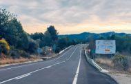 La Generalitat inverteix 1,6 milions d'euros en la millora de la seguretat viària de les carreteres del Baix Maestrat
