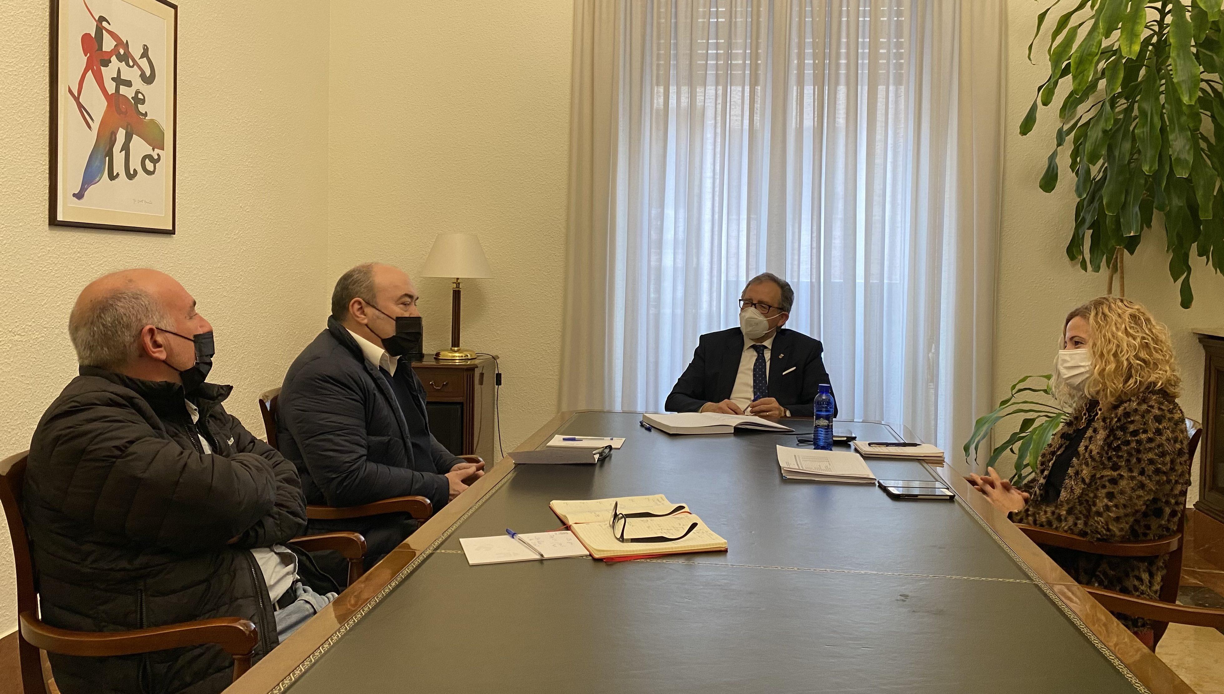 MiguelBarrera recolza la redefinició de la marca 'Castelló Ruta de Sabor' empresa per la Diputació de Castelló