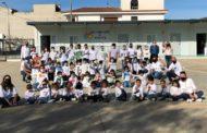 El CEIP AlbertSelmade Santa Magdalena celebra el dia escolar de la No Violència