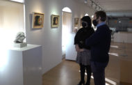Benicarló; Inauguració de l'exposició 'Infància', de l'artista Geanina Miler, al Museu de la Ciutat de Benicarló 22-01-2021