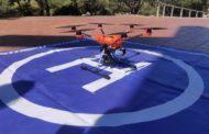 La Policia Local de Vinaròs fa un balanç dels vols amb dron realitzats durant el 2020
