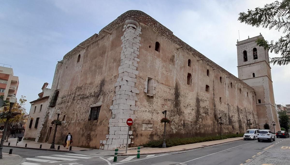 Vinaròs rebrà 20.000 euros de la Diputació per a la conservació de les pintures exteriors de l'Arxiprestal