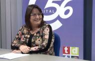 Ruth Sanz, diputada provincial de Cultura, a L'ENTREVISTA de C56 29-01-2021