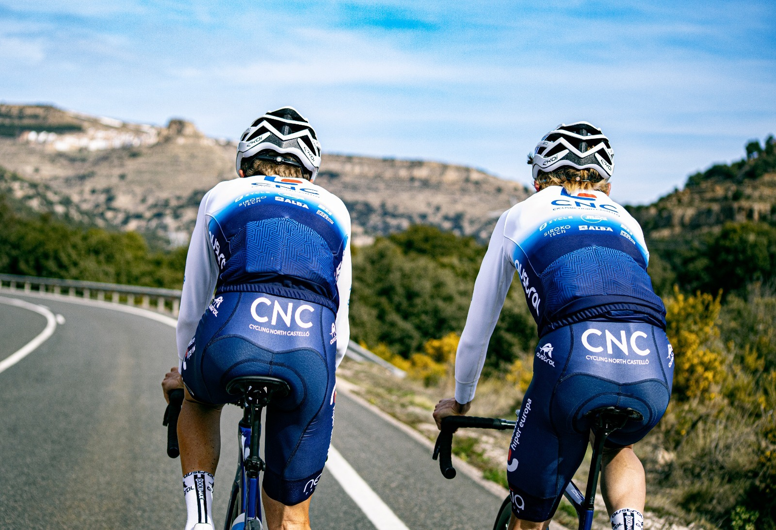 """Les principals entitats del nord de Castelló creen el Club de Producte """"CNC-Ciclisme Nord Castelló"""""""