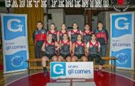 Presentació 'virtual' dels equips del C.B. Gil Comes Vinaròs