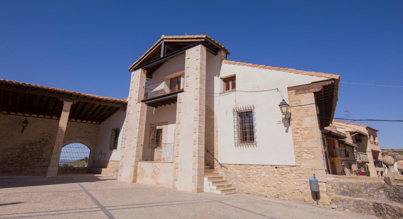 Castellfort inaugura el punt d'informació turística