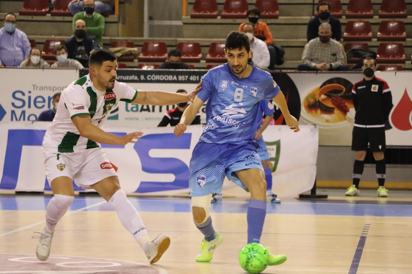 El Peníscola Globeenergy cau a Còrdova davant un rival directe per la permanència (2-0)