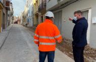 L'Ajuntament de Sant Jordi inicia les obres del carrer Sant Josep amb una inversió inicial de 90.900 euros