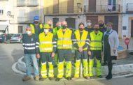 Càlig contracta a 12 treballadors a través dels programes EMCORP, Ecovid i amb fons propis